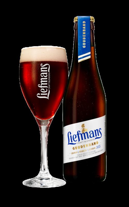 Liefmans Goudenband bottle