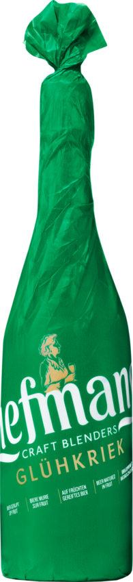 Liefmans Glühkriek bouteille
